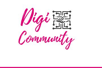 Building up a local Digi Community...